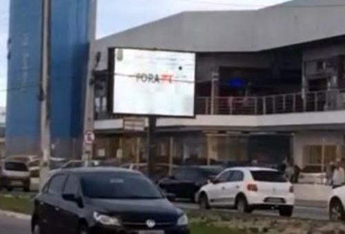 Boicote de moradores faz Shopping Sul retirar anúncio favorável ao impeachment de Dilma