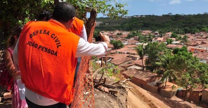Defesa Civil reforça monitoramento e trabalho preventivo em João Pessoa