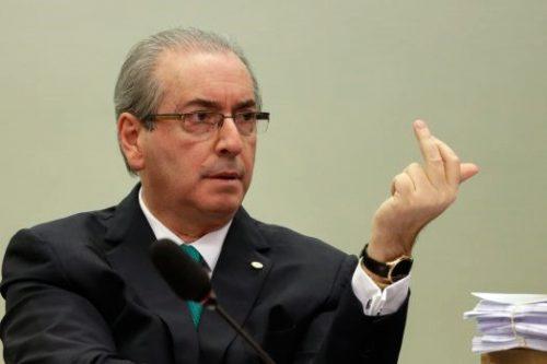 """Relembre: Eduardo Cunha chama Aguinaldo Ribeiro e Manoel Jr de """"traidores"""""""