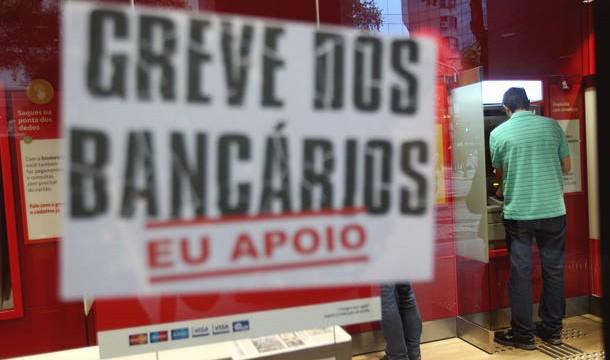 GREVE/BANCÁRIOS