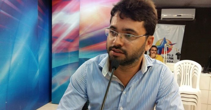 Processo de cassação de Berg Lima, na Câmara, é suspenso pela Justiça
