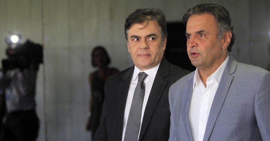"""Revista Época repercute distanciamento entre Cássio e Aécio: """"se tratavam como amigos irmãos"""""""