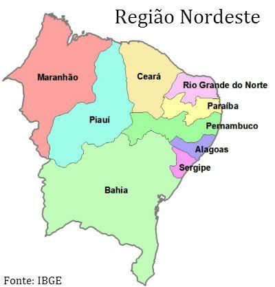 Nordeste cresce em média 3,3% ao ano e supera números nacionais