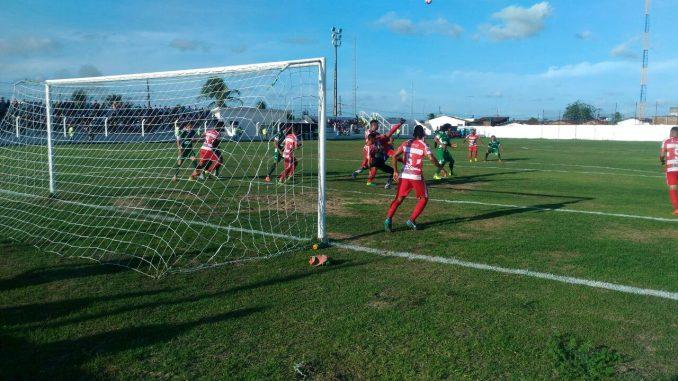 Auto Esporte perde do Serrano e segue sem somar pontos no Paraibano