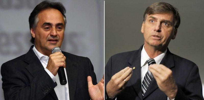 """Vice-presidente quer filiar Cartaxo no PSL para formar """"palanque forte"""" com Bolsonaro na PB"""