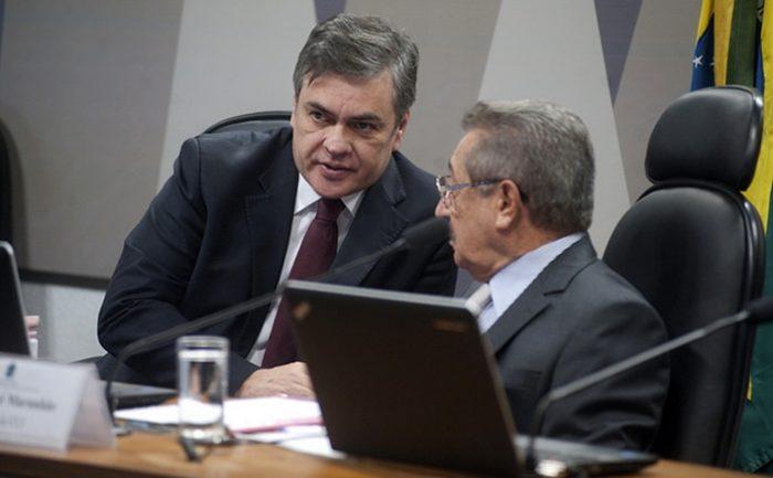 Mídia nacional revela que Cássio negocia para indicar o filho como vice de Maranhão ao Governo da PB