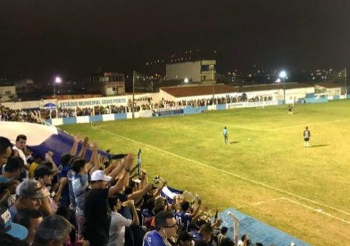 Desportiva Guarabira perde em casa para o Nacional e frustra torcida
