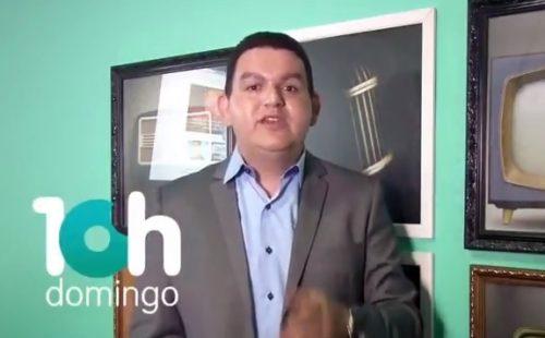Projeto é inovador: Fabiano Gomes lança neste domingo a 'TV do Gordinho'