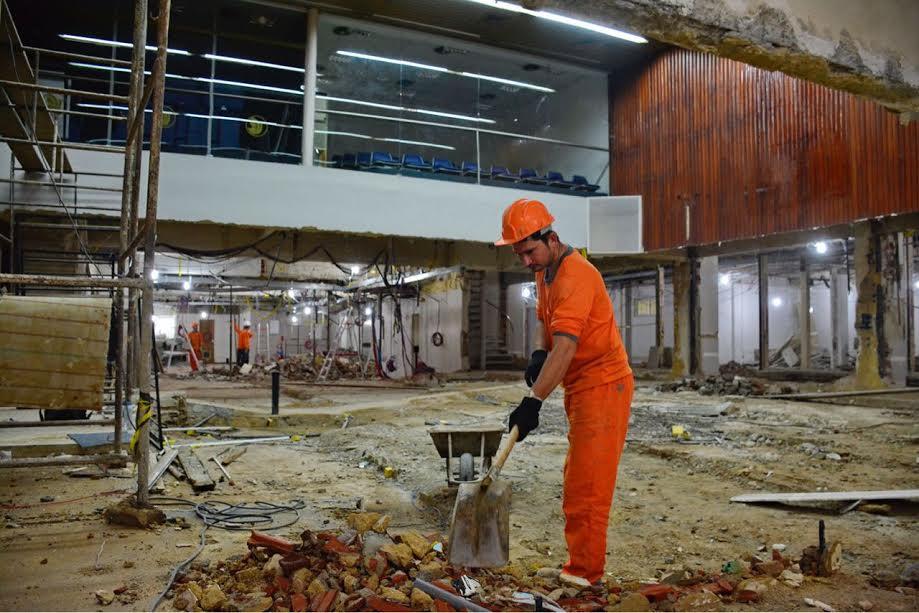 Autoria de Estela, reforma na ALPB terá mais acessibilidade