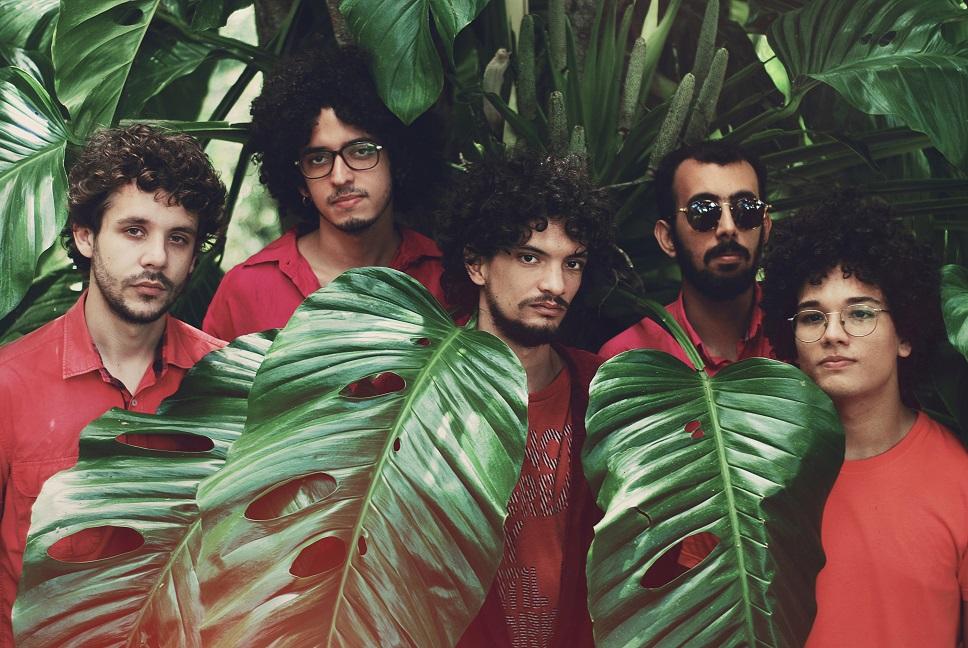 banda-fôrra lança disco e grava DVD ao vivo neste domingo (28) na Casa da Pólvora