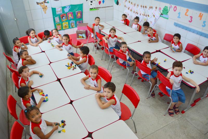 PMJP entrega creche no São José e amplia vagas no berçário