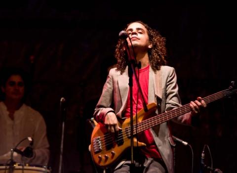 Chico Limeira vence Festival de Música da Paraíba com a música