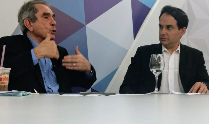 Senador do MDB diz que chapa da legenda está aberta para Cássio e PSDB