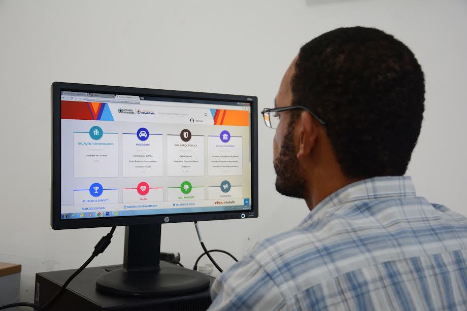Governo lança Portal da Cidadania com diversos serviços para a população