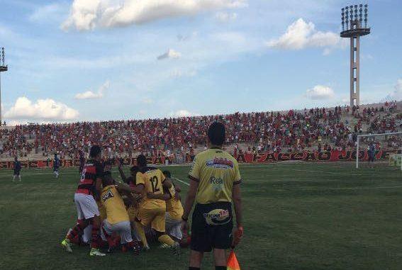 Campinense vence Atlético-PB e se consolida na liderança do Grupo A