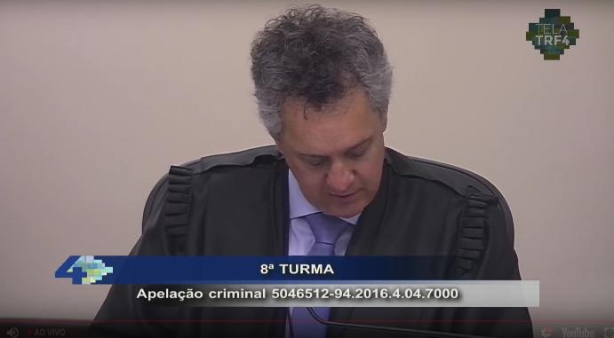 AO VIVO: Relator afirma que Lula sabia que receberia tríplex e indica condenação; assista