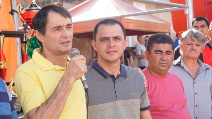 Pré-candidato, Romero se reúne com prefeito de Lagoa de Roça