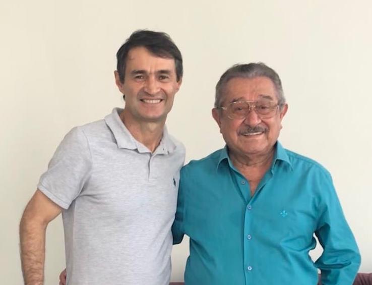 Maranhão convida primo de Romero para presidir MDB em CG