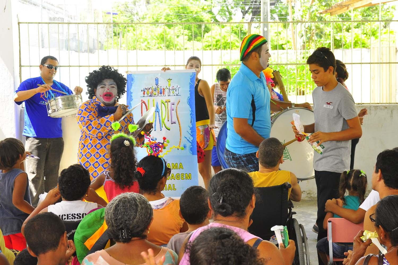 Sedes inicia 2018 com atividades recreativas e socioeducativas