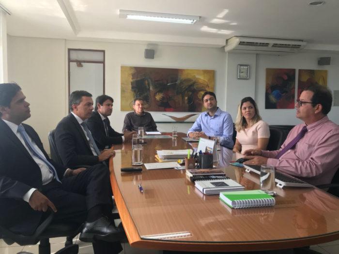 MPPB terá acesso a dados do TCE-PB para acompanhar contratações em ano eleitoral
