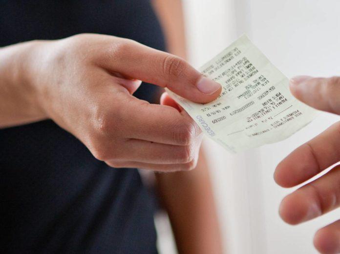 Vigora lei que obriga CPF em nota de compra acima de R$ 500 reais na PB