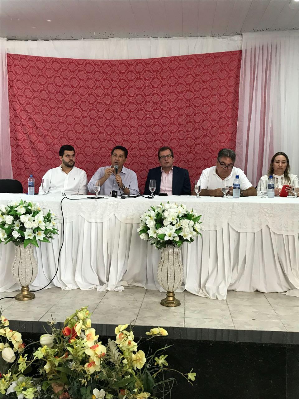 Deputado visita hospitais sertanejos e comemora liberação de verbas