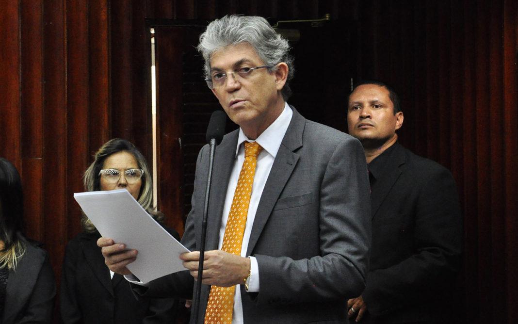 Governador participa da abertura dos trabalhos na Assembleia Legislativa nesta quinta