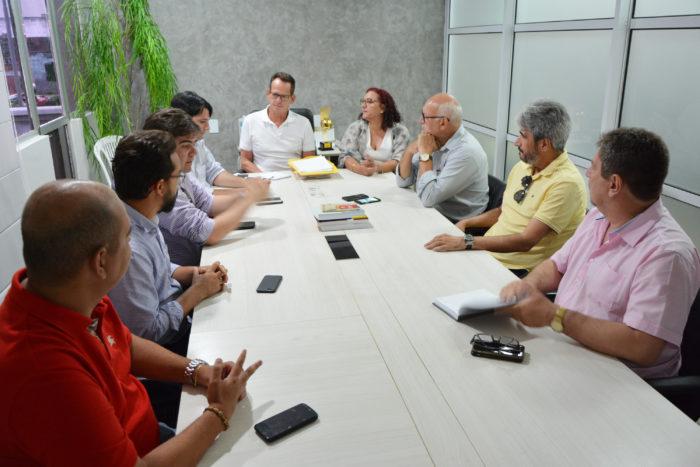 Reunião semanal do Colegiado de Líderes da CMJP será retomada no dia 20