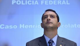 Ministro troca comando da PF; Segovia é substituído por Rogério Galloro