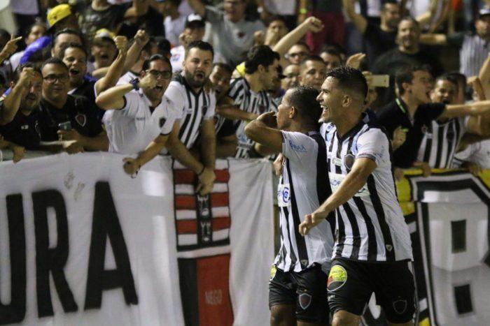 Botafogo-PB é o invicto brasileiro que mais jogou na temporada; confira outros