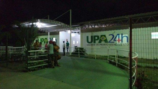 Infartado, idoso de 72 espera transferência há quase uma semana em ala da UPA do Tibiri 2
