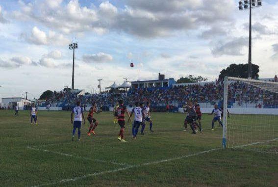 Campinense bate a Desportiva Guarabira e se isola novamente na liderança