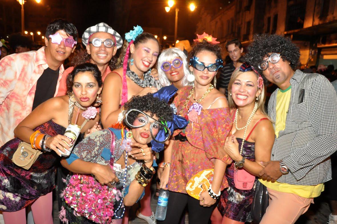 Desfile do Cafuçu nas ruas do Centro chega a sua 29ª edição nesta sexta