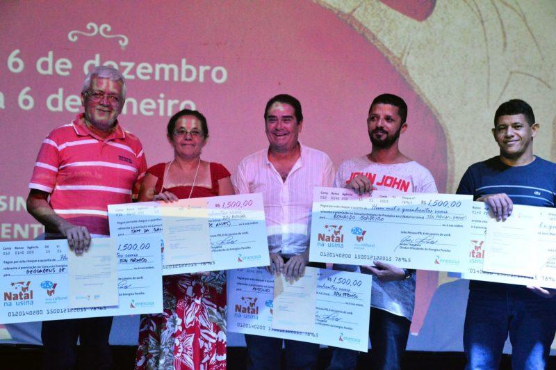 Energisa premia vencedores dos Concursos de Redação e Presépios do 'Natal na Usina 2017'