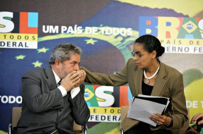"""Marina defende condenação de Lula como decisão técnica: """"A lei é para todos"""""""