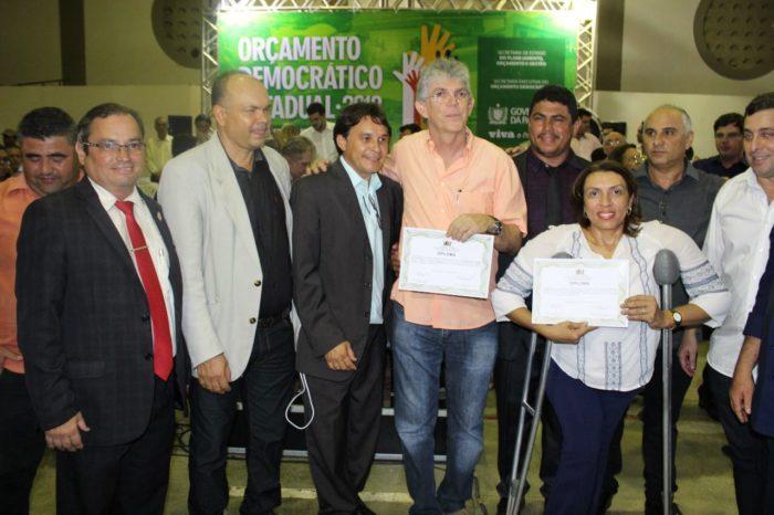 Ex-candidata à prefeitura de JP recebe título de cidadania em Itaporanga