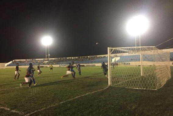 Atlético-PB e Campinense empatam em 1 a 1 no Perpetão pelo Paraibano