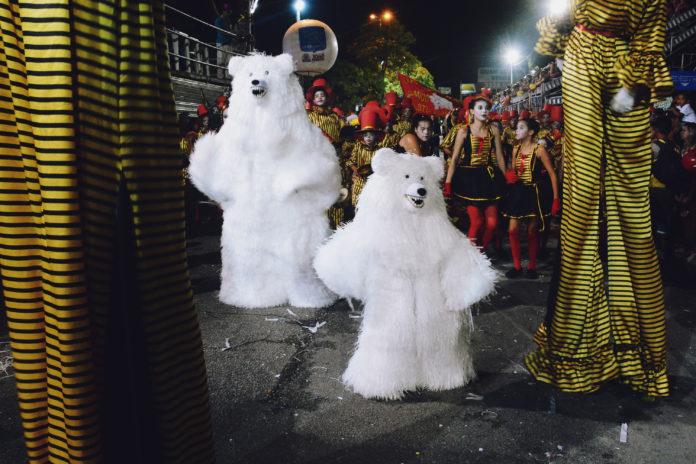 Carnaval Tradição será aberto com desfile de onze agremiações na Avenida Duarte da Silveira