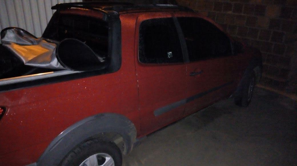 Polícia encontra carro que pode ter sido usado em ação contra banco