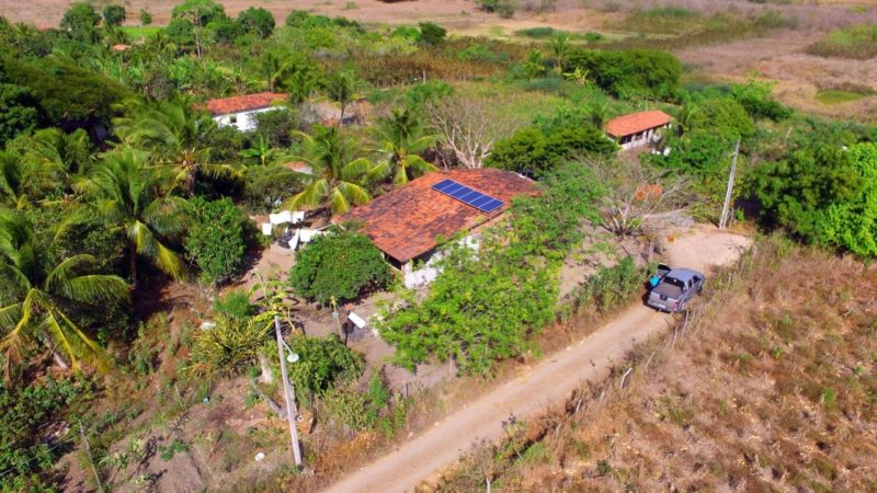 Energia solar reduz custos de produção e melhora qualidade de vida do agricultor familiar