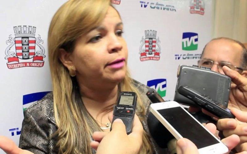 Temendo 'escanteamento' de Lira, Raíssa pede que PV respeite decisão de Eva Gouveia e do PSD