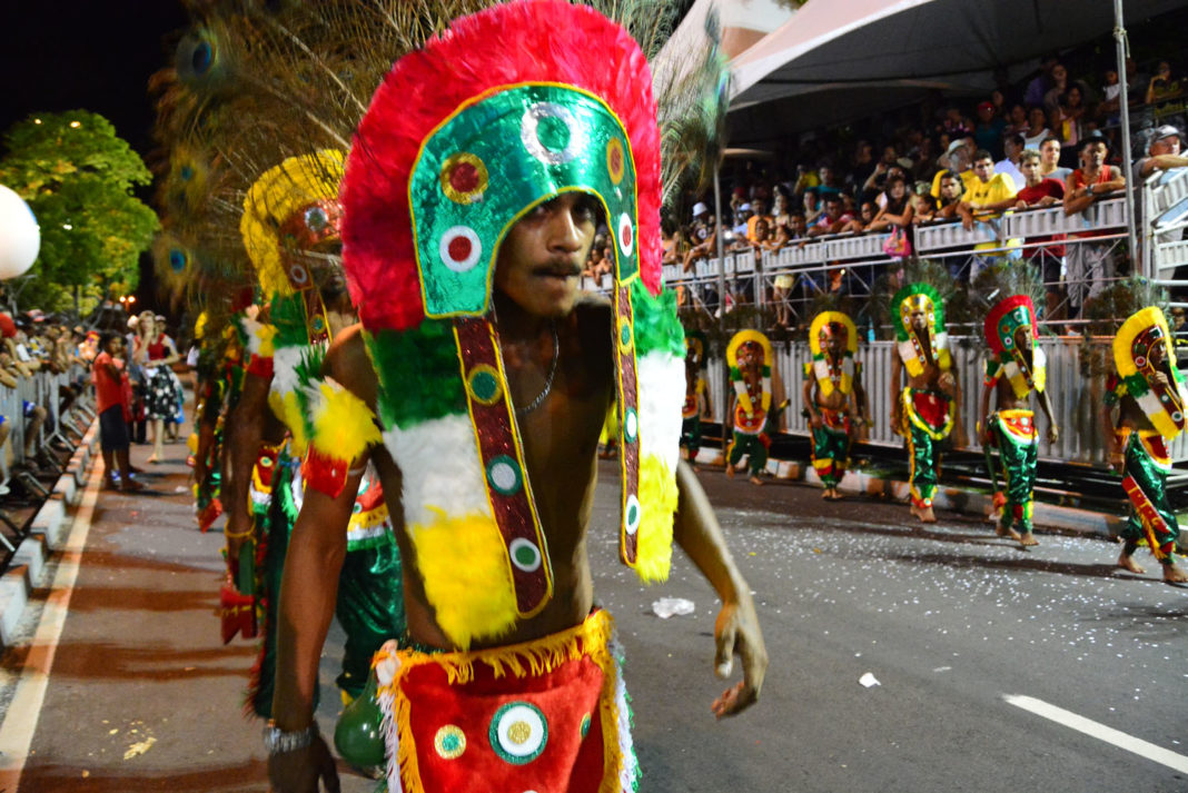 Apuração do Carnaval Tradição de JP acontece nesta terça na Av. Duarte da Silveira