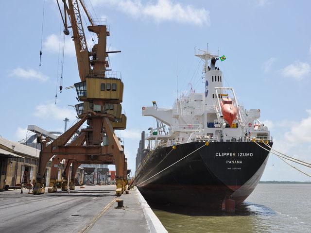 Leilões garantem R$ 80 milhões em investimentos no Porto de Cabedelo