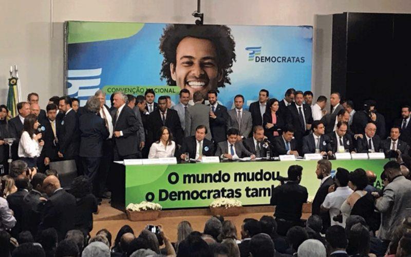 Efraim Filho é eleito vice-presidente da Executiva Nacional do DEM