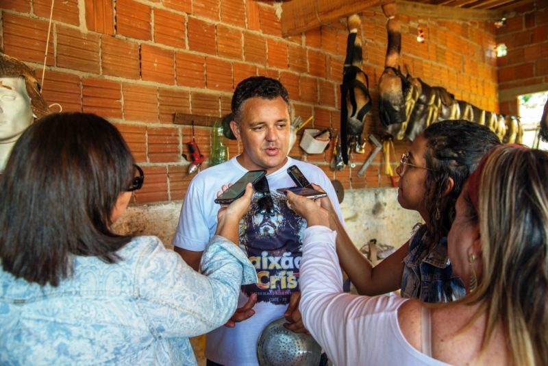 Encenação da Paixão de Cristo em Cuité, na Paraíba, deve atrair 60 mil pessoas