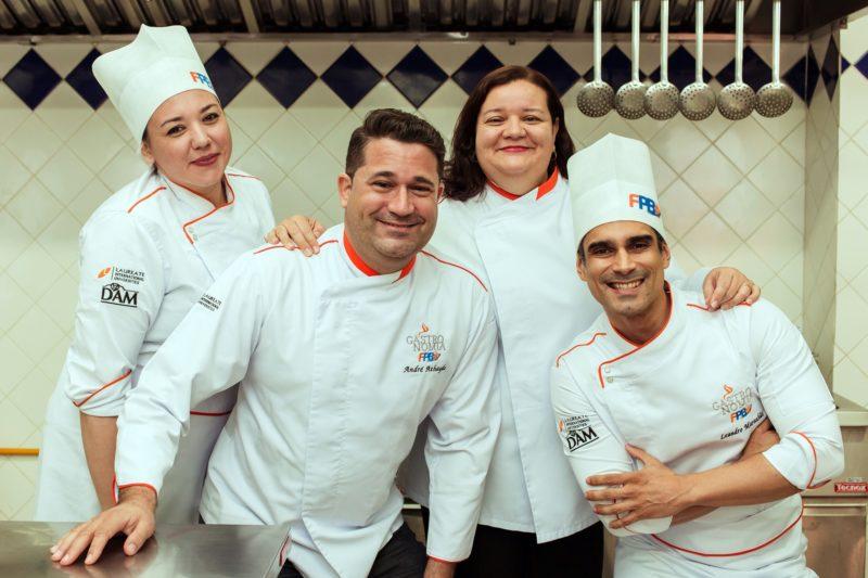 Paraíba representa o Brasil em copa internacional de gastronomia, no Chile