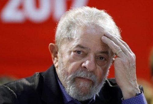 Presidente do TSE, Luiz Fux, afirma que ex-presidente Lula está inelegível