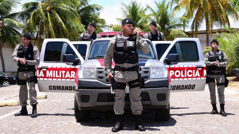 Folha de S.Paulo: Paraíba é o 5º estado do Brasil que mais aumentou investimento em segurança