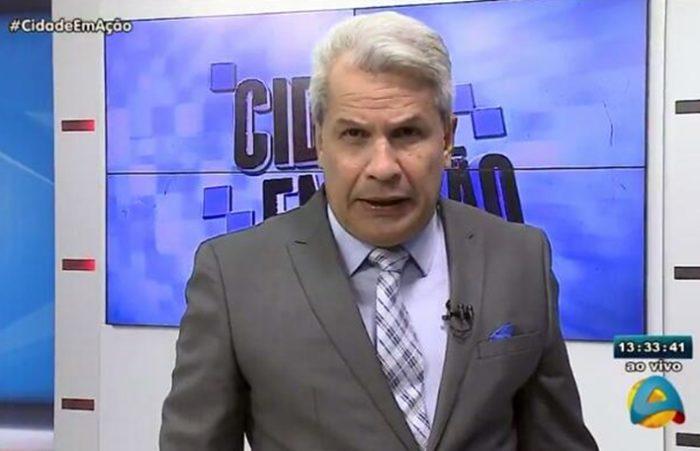 Ex-apresentador da TV Tambaú é contratado para substituir Sikêra Júnior em Maceió
