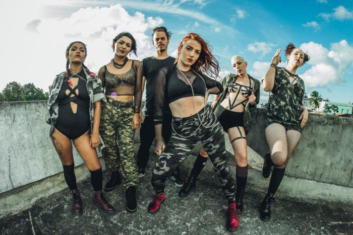 Banda de rap feminino da PB, Sinta A Liga Crew lança clipe neste dia 08 de Março